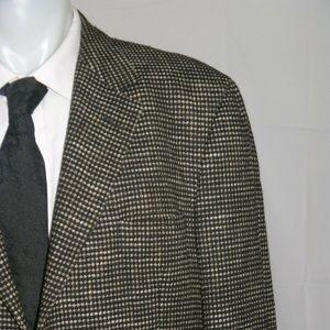 Versace V2 Classic Two Button Vintage Blazer 46R